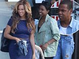 Picture Shows: Beyonce Knowles, Kelly Rowland, Titan Witherspoon  January 25, 2015    Singer Beyonce Knowles, her husband Jay-Z, their daughter Blue Ivy and her mother Tina Knowles go to lunch with Kelly Rowland and her at My 2 Cents in Los Angeles, California. The restaurant was closed down so the two celebrity families could have lunch in peace.    Exclusive All Rounder  UK RIGHTS ONLY    Pictures by : FameFlynet UK    2015  Tel : +44 (0)20 3551 5049  Email : info@fameflynet.uk.com