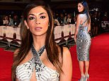 Nicole Scherzinger attending the European premiere of Selma at the Curzon Mayfair, London. PRESS ASSOCIATION Photo. Picture date: Tuesday January 27, 2015. Photo credit should read: Ian West/PA Wire
