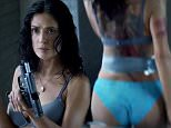 Everly (2014) Trailer Grabs  Everly Official Trailer #1 (2015) - Salma Hayek Movie HDStars: Salma Hayek, Jennifer Blanc, Uros Certic