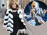 Kate Garraway outside ITV Studios Featuring: Kate Garraway Where: London, United Kingdom When: 27 Jan 2015 Credit: Rocky/WENN.com