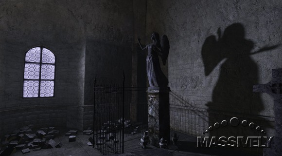The crypt of Devore in TSW