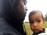 """North West is officially a music video star! The 19-month-old daughter of Kim Kardashian and Kanye West made her video debut in West's new visuals for his single """"Only One.""""\nA preview of the music video aired on The Ellen DeGeneres Show on Thursday, Jan. 29, when West, 37, made an appearance in promotion of his new recordings with Beatles legend Paul McCartney. During his sit-down with Ellen DeGeneres, the rapper offered fans an early look at his daughter in the """"Only One"""" clip.\nPHOTOS: Kim Kardashian and Kanye West's Sweetest PDA Moments\n""""We're talking about the new song 'Only One' and we're going to show the world premiere of the music video,"""" DeGeneres, 57, began, introducing the clip of West with his little one. \nThe video features personal footage of West and Nori walking on a deserted country road, holding hands, and chatting as the Grammy winner croons, """"I know you're happy, cause I can see it / So tell the voice inside ya head to believe it / I talked to God about you, he"""
