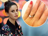 We Go Behind-The-Scenes at Chanel s/s 2015 show with Brit actress Kaya Scodelario (who has just been signed to be the female lead in the new Pirates of the Caribbean film)\n \nOn missing her boyfriend American actor Benjamin Walker:\n \n'We met filming The Moon And The Sun in Australia. We were originally friends, then after two months of shooting, we both said, 'Ok, I really like you.' We spend so much time apart it's great to get a stretch of time together.' \n \nOn meeting Karl Lagerfeld (but missing Cara Delevingne)\n \n'I nipped backstage to say hello to Karl after the show. He's always got such great energy. The models had all left by that point, but I got a text from Cara saying, 'Sorry I missed you.' \n \n¿      All pictures must be credited to InStyle/Benoit Peverelli/Jason Lloyd-Evans\n