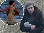 EXCLUSIVE: Rooney Mara and Theo James filming 'Secret Scripture' in Dublin, Ireland.\n\nPictured: Rooney Mara\nRef: SPL937303  280115   EXCLUSIVE\nPicture by: Mark Doyle / Splash News\n\nSplash News and Pictures\nLos Angeles: 310-821-2666\nNew York: 212-619-2666\nLondon: 870-934-2666\nphotodesk@splashnews.com\n