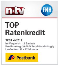 Postbank Kredit