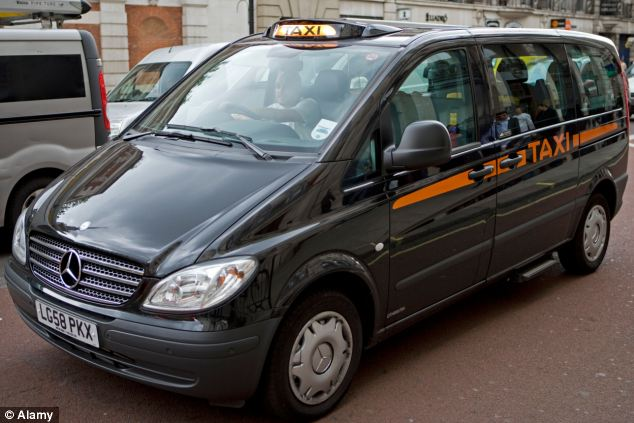 (File picture) Hartlepool Council have sent out a bizarre warning to taxi drivers that they will lose their licence if they're caught having sex with customers in their cab