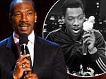 """BEVERLY HILLS, CA - NOVEMBER 03:  Honoree Eddie Murphy speaks onstage at Spike TV's """"Eddie Murphy: One Night Only"""" at the Saban Theatre on November 3, 2012 in Beverly Hills, California.  (Photo by Mark Davis/WireImage)"""