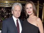 NEW YORK, NY - JANUARY 29:  Michael Douglas and Catherine Zeta-Jones attend the Phoenix House Public Service Award Dinner at Cipriani 42nd Street on January 29, 2015 in New York City.  (Photo by Grant Lamos IV/Getty Images)