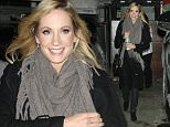 January 29, 2015: JoAnne Froggatt at ABC Studios in New York City for an appearance on 'Live! With Kelly & Michael.' Mandatory Credit: Roger Wong/INFphoto.com Ref:infusny-146