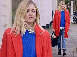 Mandatory Credit: Photo by Perry Smylie/REX (4397085a)  Fearne Cotton at Maida Vale studios  Fearne Cotton out and about, London, Britain  - 30 Jan 2015