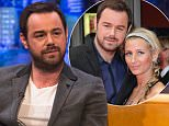 EMBARGOED UNTIL 0001 ON FRIDAY 30/1/15 EDITORIAL USE ONLY / NO MERCHANDISING  Mandatory Credit: Photo by Brian J Ritchie/REX (4388421br)  Danny Dyer  'The Jonathan Ross Show' TV Programme, London, Britain. - 31 Jan 2015