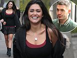 EXCLUSIVE ALL ROUND PICTURE: MATRIXPICTURES.CO.UK PLEASE CREDIT ALL USES WORLD RIGHTS English glamour model Casey Batchelor is pictured with ex page 3 girl Tracy Kirby during a break in filming for the new British gangster film Bonded by Blood 2 with producer Jonathan Sothcott and director Greg Hall of Richwater Films. Casey and Tracy play the part of gangsters' moles in the film about what happened after drug smugglers and career criminals Tony Tucker, Patrick Tate and Craig Rolfe were blasted to death by a shot gun whilst waiting in a Range Rover in Rettendon, Essex in 1995. Tracy should feel well at home for her part as she spent two years in prison after unwittingly getting caught up in smuggling money for an international drugs ring in 1998. JANUARY 29th 2015 REF: MJC 15297
