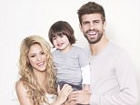 """Colombian singer Shakira and partner Gerard Pique have launched a World Baby Shower in support of UNICEF.  The famous couple, who welcomed son Milan in 2013 and are expecting their second child, are inviting fans to join in the virtual event by visiting www.unicef.org.uk/Shakira, in the hope of helping babies and mothers who need it most around the world. UNICEF Goodwill Ambassador Shakira is hoping for more generosity from fans after the success of last year's baby shower. """"Now that we are soon welcoming our second child we want to help other children around the world and also contribute to a long-lasting solution for getting children living in extreme poverty the supplies they need to survive,"""" she said. Fans of the expectant couple are invited to participate in the event by buying 'Inspired Gifts' online, including measles and polio vaccines, blankets and midwifery kits, which will directly benefit UNICEF's work. *MUST CREDIT Splash/UNICEF/Jaume De Laiguana*  Pictured: Shakira, G"""