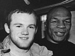 waynerooney 2 hours ago TBT - When I met Mike Tyson, my favourite boxer of all time
