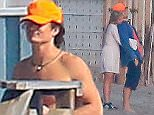 Please contact X17 before any use of these exclusive photos - x17@x17agency.com   Is he dating again? Orlando Bloom spending full day with new girlfriend ...the star has been separated from wife Miranda Kerr for more than a year feb 2, 2015 X17online.com