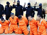 Islamic State (ISIS, ISIL) release images of executions, amputations
