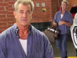 ©2015 RAMEY PHOTO 310-828-3445\nBEVERLY HILLS, CA\nMel Gibson shows up for a workout in Beverly Hills.\n020215\nRC