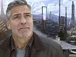 TomorrowLand George Clooney Super Bowl Commercial Trailer