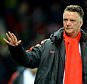 File photo dated 03-02-2015 of Manchester United manager Louis van Gaal during the FA Cup, Fourth Round replay at Old Trafford, Manchester. PRESS ASSOCIATION Photo. Issue date: Wednesday February 4, 2015. Manchester United manager Louis van Gaal has been charged with bringing the game into disrepute following comments made to the media after the FA Cup tie at Cambridge on January 23, the Football Association has announced. See PA story SOCCER Man Utd. Photo credit should read Martin Rickett/PA Wire.