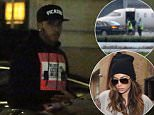 Picture Shows: Lewis Hamilton  February 04, 2015\n \n ** Min Web / Online Fee £400 For Set **\n \n Lewis Hamilton jetted into London tonight for last ditch talks with his girlfriend Nicole Scherzinger following the rumours that they are splitting.\n \n The Formula One world champion arrived at a central London, England hotel after flying in from Spain where he was testing.\n \n ** Min Web / Online Fee £400 For Set **\n \n Exclusive All Rounder\n WORLDWIDE RIGHTS\n Pictures by : FameFlynet UK © 2015\n Tel : +44 (0)20 3551 5049\n Email : info@fameflynet.uk.com