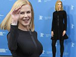 Australian actress Nicole Kidman poses during  a photocall for the movie 'Queen of the Desert' by Werner Herzog in competition at the 65th Berlin International Film Festival Berlinale in Berlin, on February 6, 2015. The 65th Berlinale, Europe's first major film festival of the year, is running from February 5 to 15, 2015 with 23 international productions screening in the main showcase.      AFP PHOTO / TOBIAS SCHWARZTOBIAS SCHWARZ/AFP/Getty Images