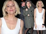 Picture Shows: Sienna Miller  February 05, 2015\n \n 'American Sniper' actress Sienna Miller makes an appearance on 'Late Show With David Letterman' in New York City, New York.\n \n Non-Exclusive\n UK RIGHTS ONLY\n \n Pictures by : FameFlynet UK © 2015\n Tel : +44 (0)20 3551 5049\n Email : info@fameflynet.uk.com