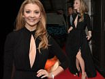 LONDON, ENGLAND - FEBRUARY 05:  Natalie Dormer attends the BAFTA Film Gala Dinner at BAFTA on February 5, 2015 in London, England.  (Photo by Danny Martindale/WireImage)