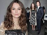 Picture Shows: Keira Knightley, Benedict Cumberbatch  February 05, 2015    Celebrities attend a private reception for 'The Imitation Game' at the ME Hotel in London, UK.    Non-Exclusive  WORLDWIDE RIGHTS    Pictures by : FameFlynet UK    2015  Tel : +44 (0)20 3551 5049  Email : info@fameflynet.uk.com