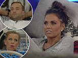 ****Ruckas Videograbs****  (01322) 861777 *IMPORTANT* Please credit Channel 5 for this picture. 05/02/15 Celebrity Big Brother  DAY 30 SEEN HERE: 9pm show Grabs from overnight in the CBB house Office  (UK)  : 01322 861777 Mobile (UK)  : 07742 164 106 **IMPORTANT - PLEASE READ** The video grabs supplied by Ruckas Pictures always remain the copyright of the programme makers, we provide a service to purely capture and supply the images to the client, securing the copyright of the images will always remain the responsibility of the publisher at all times. Standard terms, conditions & minimum fees apply to our videograbs unless varied by agreement prior to publication.