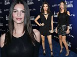 Emily Ratajkowski  and Victoria Justice  Delta Air Lines 57th annual GRAMMY Awards Party held at Soho House on February 5, 2015 in West Hollywood, California, United States.