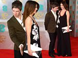 Mandatory Credit: Photo by David Fisher/REX (4418639ad)\n Noel Gallagher and Sara Macdonald\n EE BAFTA British Academy Film Awards, Arrivals, Royal Opera House, London, Britain - 08 Feb 2015\n \n