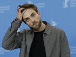 Actor Robert Pattinson poses during the photo call for the movie 'Life' at the 2015 Berlinale Film Festival in Berlin Monday, Feb. 9, 2015. (AP Photo/Michael Sohn)