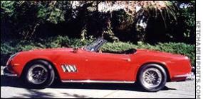 Ferrari, similar to Cooke's