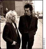 Nancy Spungen & Sid Vicious