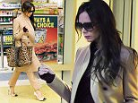 Picture Shows: Victoria Beckham  February 09, 2015\n \n British singer and fashion designer Victoria Beckham arriving on a flight at JFK airport in New York City, New York. Victoria is in town to prepare for New York Fashion Week. \n \n Non-Exclusive\n UK RIGHTS ONLY\n \n Pictures by : FameFlynet UK © 2015\n Tel : +44 (0)20 3551 5049\n Email : info@fameflynet.uk.com