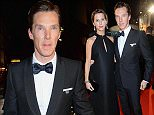 Mandatory Credit: Photo by Richard Young/REX (4418644aq)\n Sophie Hunter and Benedict Cumberbatch\n EE BAFTA British Academy Film Awards, Arrivals, Royal Opera House, London, Britain - 08 Feb 2015\n \n
