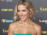 LOS ANGELES, CA - JANUARY 31:  Actress Elsa Pataky attends the 2015 G'Day USA GALA featuring the AACTA International Awards presented by QANTAS at Hollywood Palladium on January 31, 2015 in Los Angeles, California.  (Photo by Jonathan Leibson/Getty Images for AACTA)