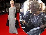 Julie Walters attends the EE British Academy Film Awards at the Royal Opera House, Bow Street in London. PRESS ASSOCIATION Photo. Picture date: Sunday February 8, 2015. See PA story SHOWBIZ Bafta. Photo credit should read: Dominic Lipinski/PA Wire