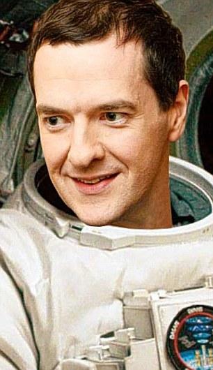 George Osborne reveals extraterrestrial dreams