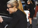 Picture Shows: Gwyneth Paltrow  February 09, 2015    'Mortdecai' actress Gwyneth Paltrow spotted out for lunch at the Brentwood Country Mart in Brentwood, California.    Gwyneth used an umbrella on a sunny day to hide her face as she left the restaurant.     Exclusive - All Round  UK RIGHTS ONLY    Pictures by : FameFlynet UK    2015  Tel : +44 (0)20 3551 5049  Email : info@fameflynet.uk.com