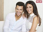 Embargoed to 0001 Monday February 9 THIS PICTURE MUST ONLY BE USED IN CONJUNCTION WITH THE FRONT COVER OF THIS WEEKS HELLO! MAGAZINE. NO SALES NO ARCHIVE. EDITORIAL USE ONLY.  Undated Hello! Magazine handout photo of Mark Wright and Michelle Keegan who appears in this week's edition of Hello! Magazine. PRESS ASSOCIATION Photo. Issue date: Monday February 9, 2015. See PA story SHOWBIZ Wright. Photo credit should read: Hello! Magazine/PA Wire NOTE TO EDITORS: This handout photo may only be used in for editorial reporting purposes for the contemporaneous illustration of events, things or the people in the image or facts mentioned in the caption. Reuse of the picture may require further permission from the copyright holder.