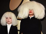 LOS ANGELES, CA - FEBRUARY 08:  Sia attends The 57th Annual GRAMMY Awards at the STAPLES Center on February 8, 2015 in Los Angeles, California.  (Photo by Kevin Mazur/WireImage)