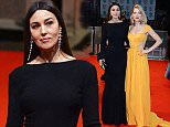 LONDON, ENGLAND - FEBRUARY 08:  Monica Bellucci (L) and Lea Seydoux attend the EE British Academy Film Awards at The Royal Opera House on February 8, 2015 in London, England.  (Photo by David M. Benett/Getty Images)