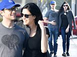 EXCLUSIVE: Newlyweds Joseph Gordon-Levitt & Tasha McCauley take a romantic stroll together after a sunday brunch at gratitude cafe in Los Angeles!\n\nPictured: Joseph Gordon-Levitt, Tasha McCauley\nRef: SPL944764  080215   EXCLUSIVE\nPicture by: M A N I K (NYC)\n\nSplash News and Pictures\nLos Angeles: 310-821-2666\nNew York: 212-619-2666\nLondon: 870-934-2666\nphotodesk@splashnews.com\n