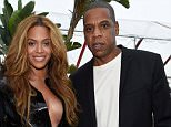 BEVERLY HILLS, CA - FEBRUARY 07:  (Exclusive Coverage)   Beyonce and Jay Z attend the Roc Nation and Three Six Zero  Pre-GRAMMY Brunch at Private Residence on February 7, 2015 in Beverly Hills, California.  (Photo by Kevin Mazur/Getty Images For Roc Nation)