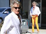 Picture Shows: Rod Stewart  February 09, 2015\n \n British singer Rod Stewart stops by a hobby shop in Studio City, California. Rod recently returned from Las Vegas where he completed his 100th show at Caesars Palace.\n \n Non-Exclusive\n UK RIGHTS ONLY\n \n Pictures by : FameFlynet UK © 2015\n Tel : +44 (0)20 3551 5049\n Email : info@fameflynet.uk.com
