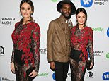 LOS ANGELES, CA - FEBRUARY 08: Nicole Trunfio attends the Warner Music Group annual Grammy celebration at Chateau Marmont on February 8, 2015 in Los Angeles, California  (Photo by JB Lacroix/WireImage)