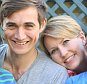 Journalist Kate Gross is photographed with her husband Billy Gross and sons Oscar Gross and Isaac Gross (superman top) at her home in Cambridge, England.   Kate has been diagnosed with terminal bowel cancer and died at home on December 25 at 6.29am.  19/04/14.   Picture: COPYRIGHT John Lawrence 07850 429934