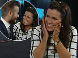 "****Ruckas Videograbs****  (01322) 861777\n*IMPORTANT* Please credit ITV for this picture.\n10/02/15\nGood Morning Britain - ITV1\nGrabs from this morning's show which showed David Beckham being interviewed by Susanna Reid at yesterday's launch of his new initiative with UNICEF. As well as speaking about 7: The David Beckham UNICEF Fund, Beckham spoke about being an embarrassing dad. He said that he has shouted out ""I love you"" to 15-year-old son Brooklyn when dropping him off at school and that he still gives him a kiss on his cheek, despite Brooklyn not liking it. He also said that his children have tried to get off school when they either don't want to do something or they would prefer to watch him play football.\nOffice  (UK)  : 01322 861777\nMobile (UK)  : 07742 164 106\n**IMPORTANT - PLEASE READ** The video grabs supplied by Ruckas Pictures always remain the copyright of the programme makers, we provide a service to purely capture and supply the images to the client, securing th"