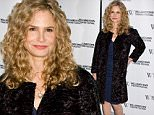 Williamstown Theatre Festival's 2015 annual benefit, held at City Winery, on Monday February 9, 2015 in New York City.\n\nPictured: Kyra Sedgwick\nRef: SPL947467  090215  \nPicture by: Efren Landaos/Press Line/Splash\n\nSplash News and Pictures\nLos Angeles: 310-821-2666\nNew York: 212-619-2666\nLondon: 870-934-2666\nphotodesk@splashnews.com\n
